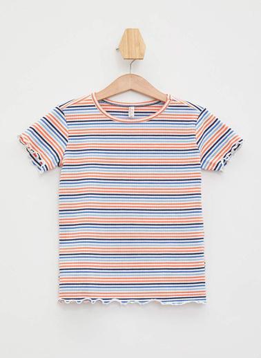 DeFacto Tişört Renkli